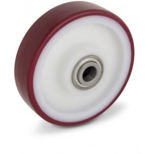 Серия 43, 50 — колеса на полиуретане (полиуретановые колеса)