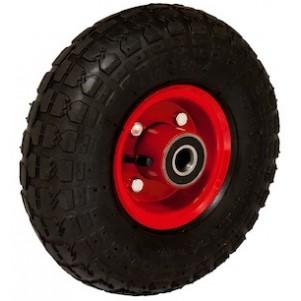 Серия 82 — надувные колеса на тележки