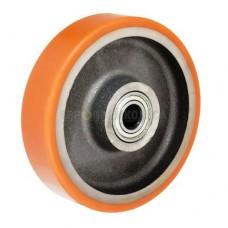 Колесо из полиуретана без кронштейна 51125 ШЕ