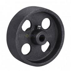 Термостойкое чугунное колесо без кронштейна 72100 СЕ