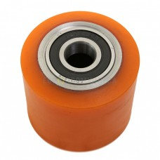 Ролик из полиуретана без кронштейна 81 70-60 ШП